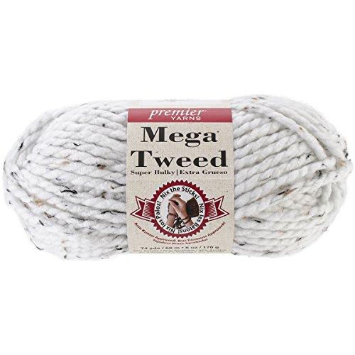 (Premier Yarns Mega Tweed Yarn,)