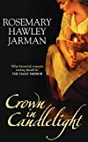 Front cover for the book Crown in Candlelight by Rosemary Hawley Jarman
