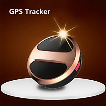 TKSTAR Mini Portable GPS Tracker Waterproof Smart Finder GPS Pet Tracker  Personal Micro GPS Locator for Children, Pets, Cats, Dogs, Vehicles,