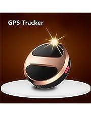 Mini tiempo real localizador GPS, GSM / GPRS / GPS rastreador para vehículos, para mascotas pequeñas perro localizador remoto mundial GPS Tracker TK08
