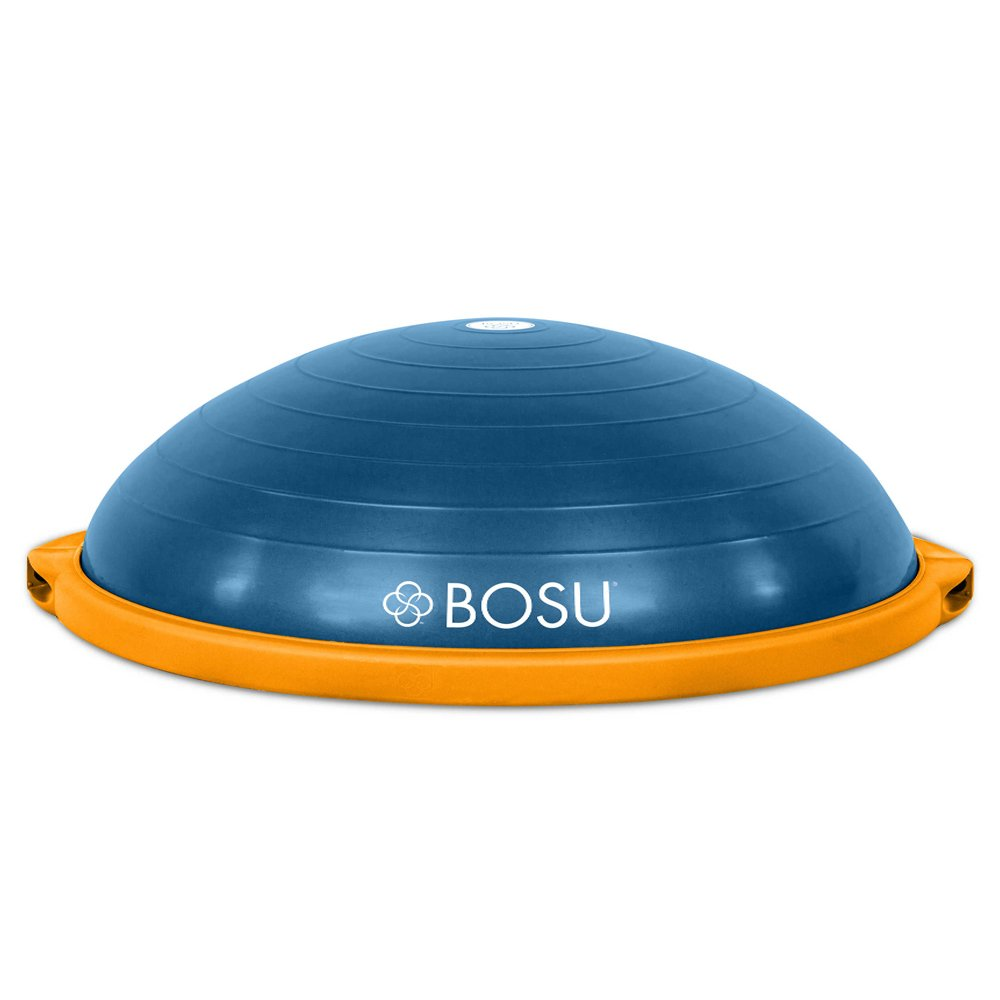 Bosu Balance Trainer, 65cm The Original - Blue/Orange by Bosu (Image #1)