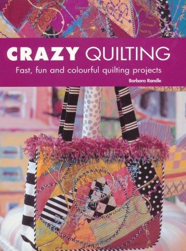 Read Online Crazy Quilting pdf epub