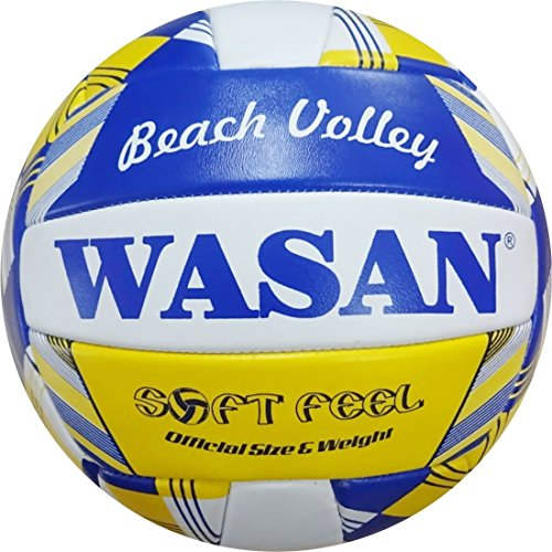 Wasan Soft Feel Volleyball   Standard Size  12 Years and Above
