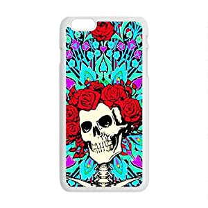 2015 Customized Painting Grateful Dead Case For iphone 6 Plus 5.5 inch Cover Hard Popular Phone for iphone 6 Plus 5.5 inch Case-04 by runtopwellby Maris's Diary