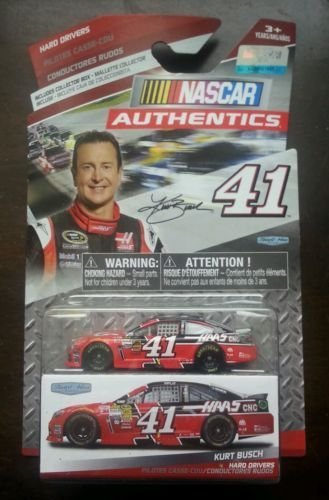 NASCAR Authentics, 2014 Hard Drivers, Kurt Busch #41 Die-Cast Car by NASCAR