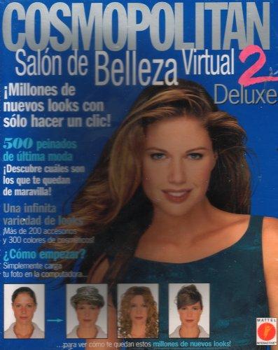 Cosmopolitan Salon De Belleza Virtual Deluxe 2: Millones De Nuevos Looks Con Solo Hacer Un Clic, 500 Peinados De Ultima Moda, Descubre Cuales Son Los Que Te Quedan De Maravilla, - Eyewear Luxottica