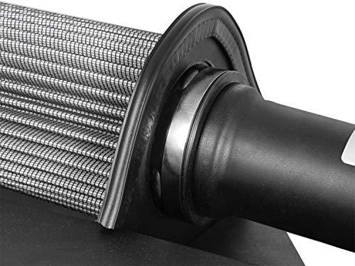 aFe Power Magnum FORCE 51-12492 VW Jetta (MKVI) Performance Intake System (Dry, 3-Layer Filter) ()