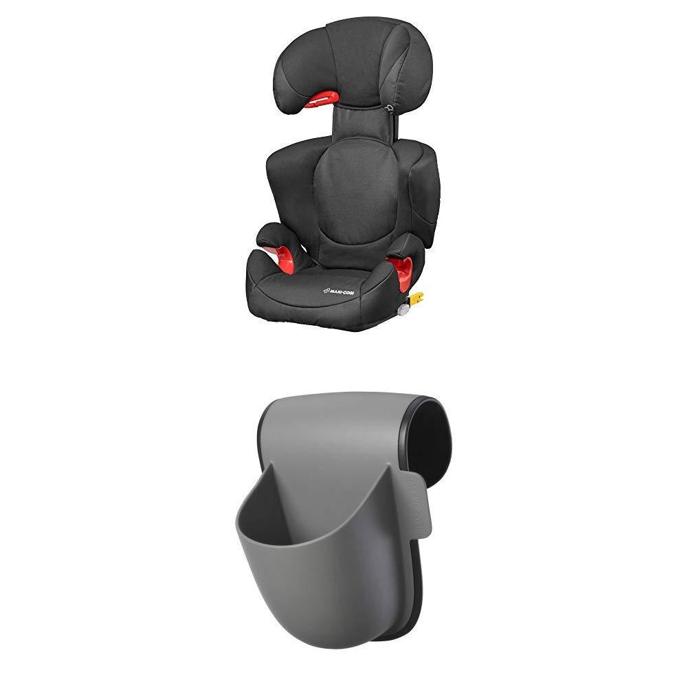 ISOFIX Booster-Sitzerh/öhung Basic Blue Maxi-Cosi Rodi XP FIX-Kindersitz blau 15-36 kg 3,5-12 Jahre
