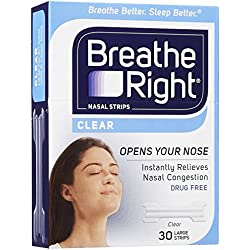 Breathe Right Nasal Strips, Large-30 ct.