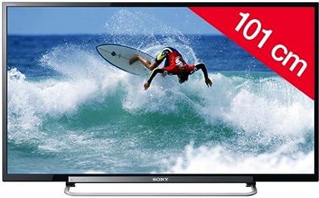 SONY Televisor LED KDL40R470A + Soporte mural fijo negro: Amazon.es: Electrónica