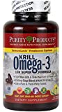 Purity Products - Krill Omega-3 Super Formula - Lemon-Lime Flavor, 60 SoftGels - 30 Day Supply