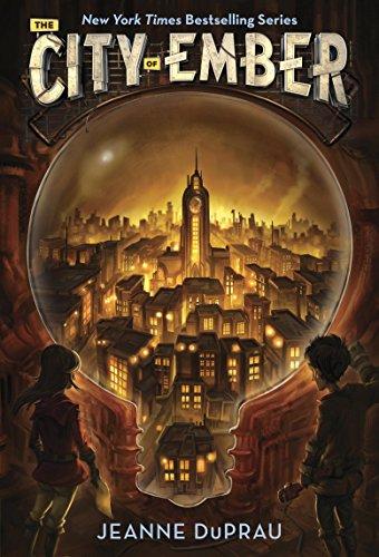 The City of Ember by [DuPrau, Jeanne]