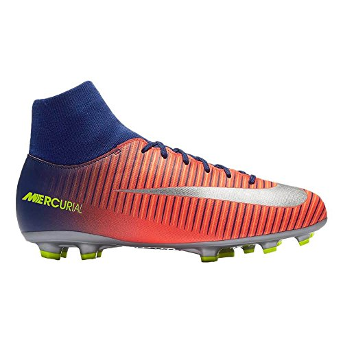 29328f0e6 Galleon - Nike Youth Mercurial Victory VI Dynamic Fit FG Cleats  DEEP ROYAL  BLUE  (6Y)