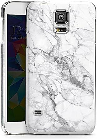 DeinDesign H/ülle kompatibel mit Samsung Galaxy S5 Handyh/ülle Case Marmor Look Frauen Marble