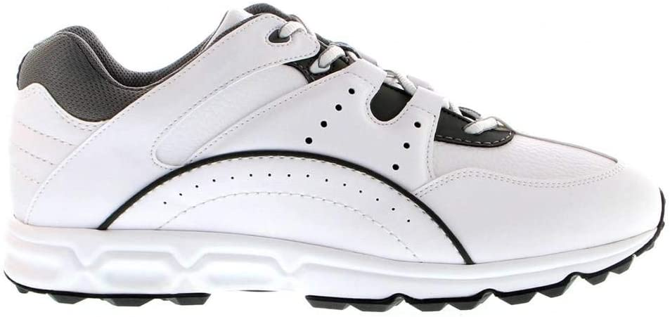 Amazon Com Footjoy Men S Specialty Spikeless Athletic Closeout Golf Shoes 56734 Sports Outdoors
