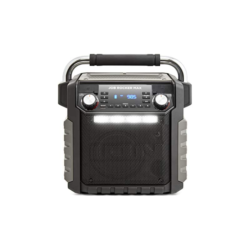 ION IPA81BK Job Rocker Max Bluetooth Spe