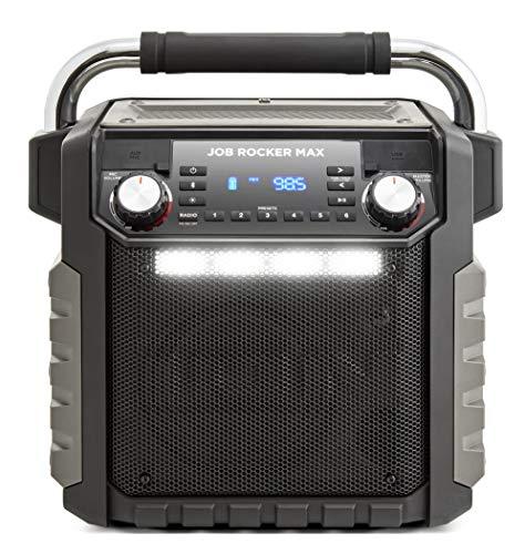Ion Audio Job Rocker Max Bluetooth Speaker - Black