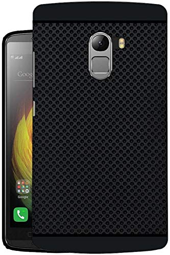 hot sale online 2ef2f 619c5 Hello Zone Exclusive Dotted Design Soft Back Case Cover for Lenovo K4  Note-Black