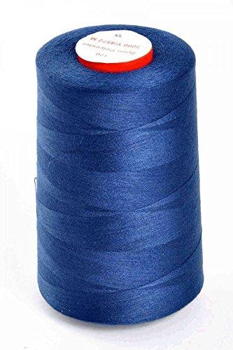 GMI N5000GP/Navy | Navy Gift Pack Overlocker Sewing Thread | 5000m x 4 Cones Nova