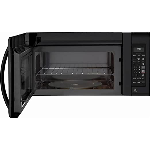 Amazon.com: LG lmv2031sb2.0 CU. FT. Smooth Black over-the ...