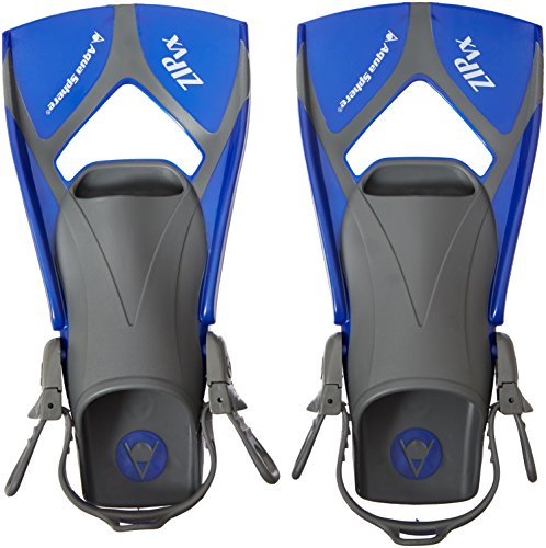 Aqua Sphere Zip VX Fitness Swim Fins