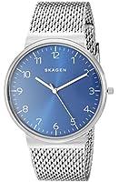 Skagen Men's SKW6164 Ancher Analog Quartz Silver Watch