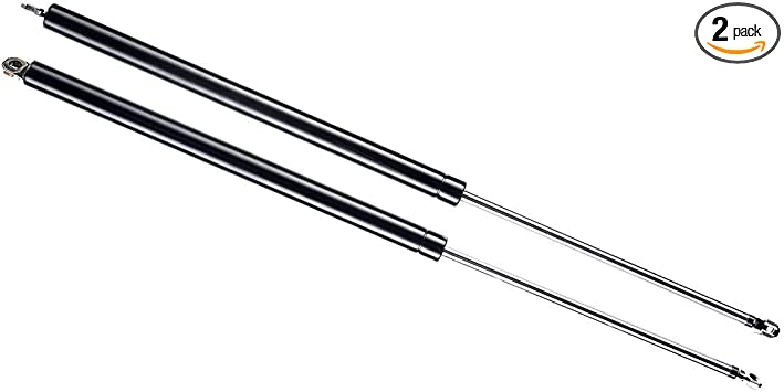 X AUTOHAUX 2pcs Front Hood Lift Supports Struts Shocks Gas Spring 15211910 for Cadillac SRX 2004-2009