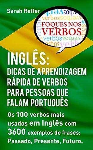 Inglês Dicas De Aprendizagem Rápida De Verbos Para Pessoas Que