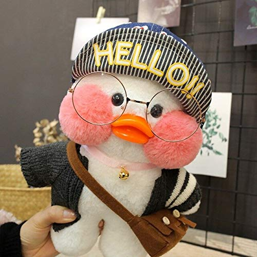 Duck Plush Toy Plush Stuffed Soft Doll Animal Dolls Kids Toys Peluche Stuffed Animals Duck Soft Toys For Children Birthday Gifts Must Have Toys Friendship Gifts My Favourite Toddler Superhero