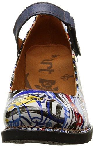 Art Harlem 933 - Zapatos de vestir Mujer Mehrfarbig - Mehrfarbig (Box)