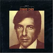 Paper Sleeve Box (Songs of Leonard Cohen/Songs from a Room/Songs of Love and Hate)