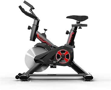 Lwieui Bicicleta de Spinning Bicicletas de Interior Bici de la ...
