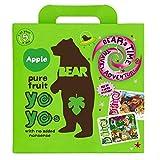 Bear Fruit Yoyos Apple Multipack - 5 x 20g