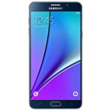 Samsung Note 5 N920C 32GB Unlocked GSM Smartphone (International Version) - Black Sapphire (Certified Refurbished)