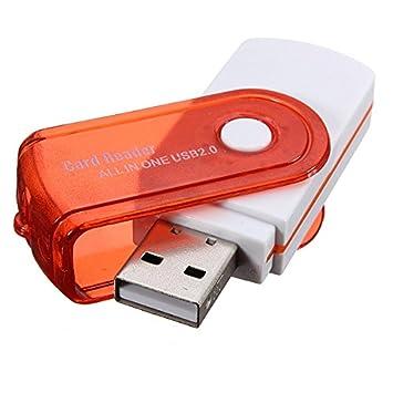 Meco Multi tarjeta lector Tensiómetro Memoria Card Reader ...