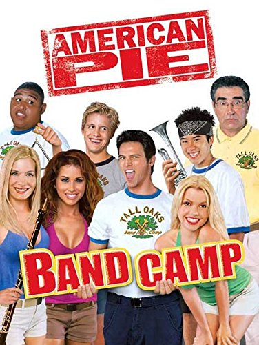 American Pie Presents Band Camp Poster B Tad Hilgenbrink Arielle Kebbel Jason Earles