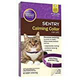 Sentry Calming Collar for Cats, 6 Count