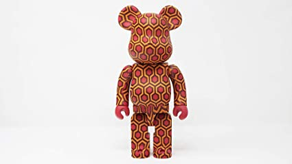 741ea8d6 Image Unavailable. Image not available for. Color: Bearbrick Medicom Toy  Stanley Kubrick x The Shining ...