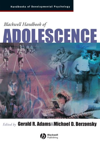 Blackwell Handbook of Adolescence (Blackwell Handbook)