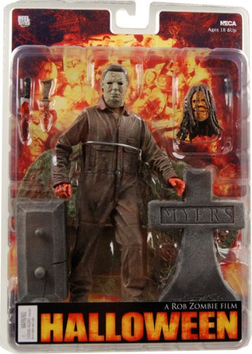 Rob Zombie Michael Myers (Rob Zombie's Halloween: Michael Myers Action Figure)