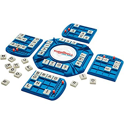Turnspell Board Game: Toys & Games