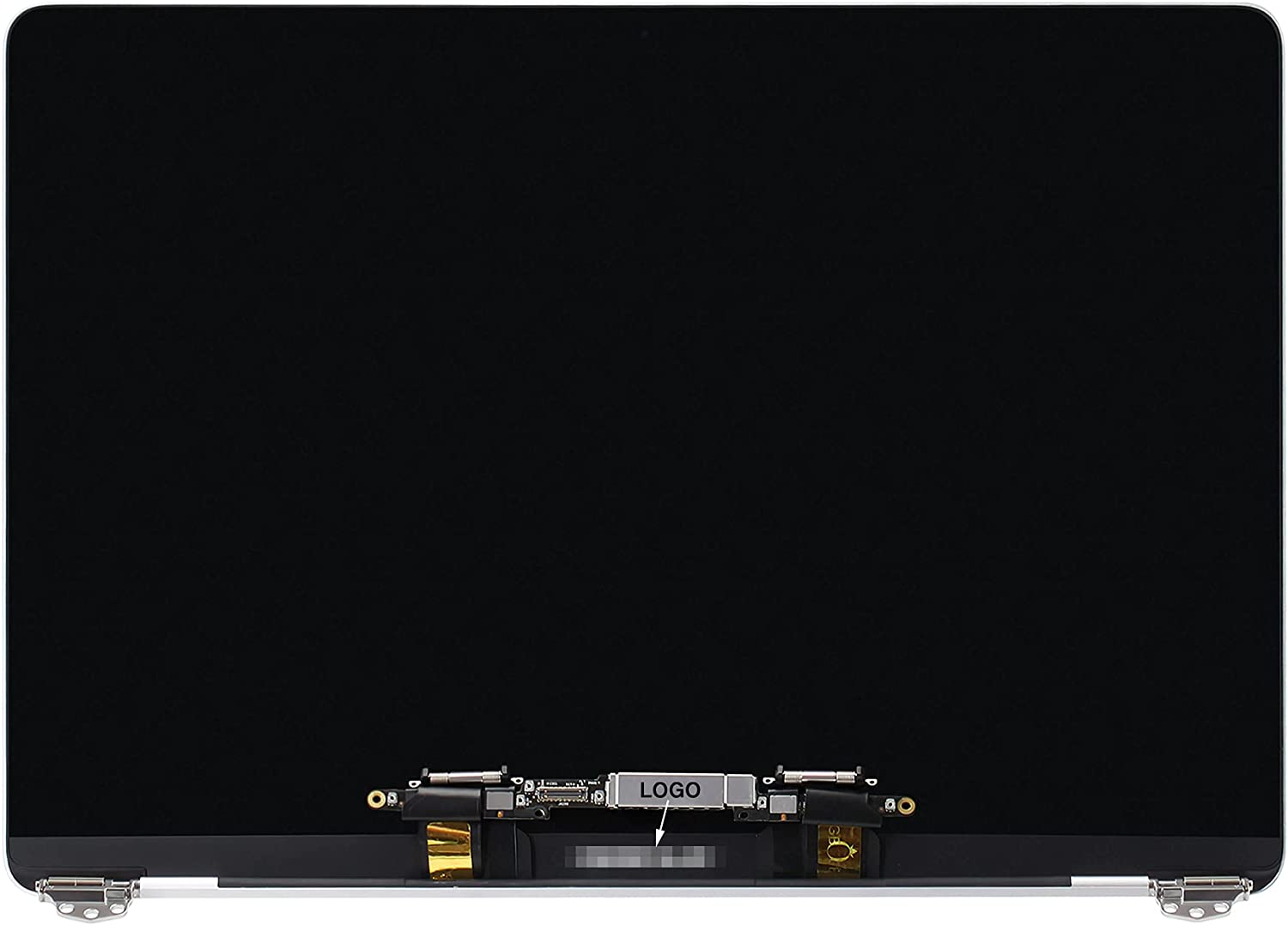 """GBOLE Replacement Screen for MacBook Pro Retina 13.3"""" A2289 2020 Year Full LCD Display Screen Assembly EMC 3456 MXK32LL/A MXK52LL/A MXK62LL/A MXK72LL/A 2560x1600 (Space Grey)"""