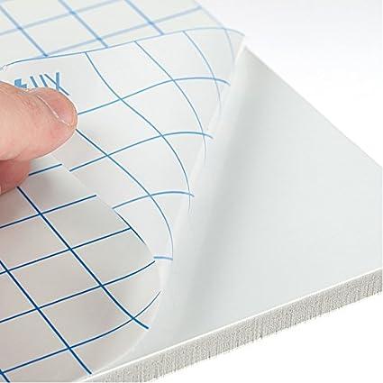 3 mm tablero de la espuma autoadhesiva kapá Fix 1000 x 700 mm 40 hojas espuma