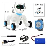 Dnine Smart Robot Dog Billy,APP Controlled Game