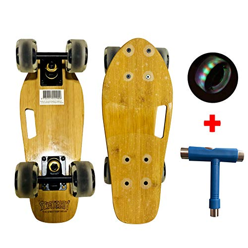 Led Light Up Longboard Wheels in US - 5