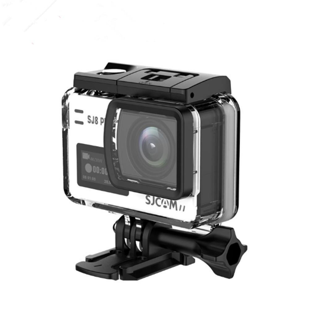 NICOLIE Originale Sjcam Subacquea Custodia Impermeabile Custodia Per Sj8 Pro//Sj8 Plus//Sj8 Air Sport Camera