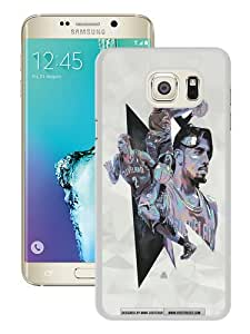 Unique Samsung Galaxy Note 5 Edge Case ,Hot Sale And Popular Designed Case With Kyrie-Irving White Samsung Galaxy Note 5 Edge Skin Cover Great Quality Phone Case