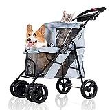 Best double decker pet stroller Available In