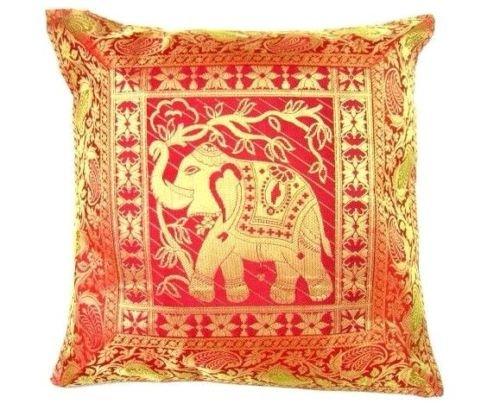 Indian Silk Throw - 9