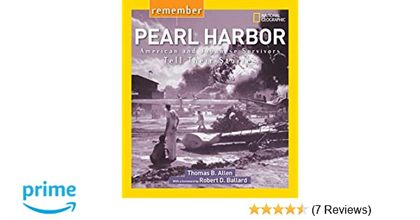 Remember Pearl Harbor American And Japanese Survivors Tell Their